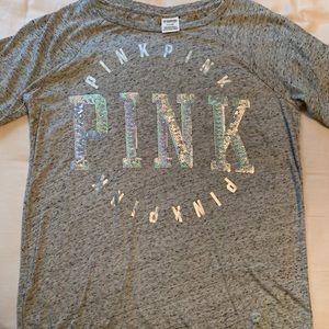 PINK Victoria's Secret tee!